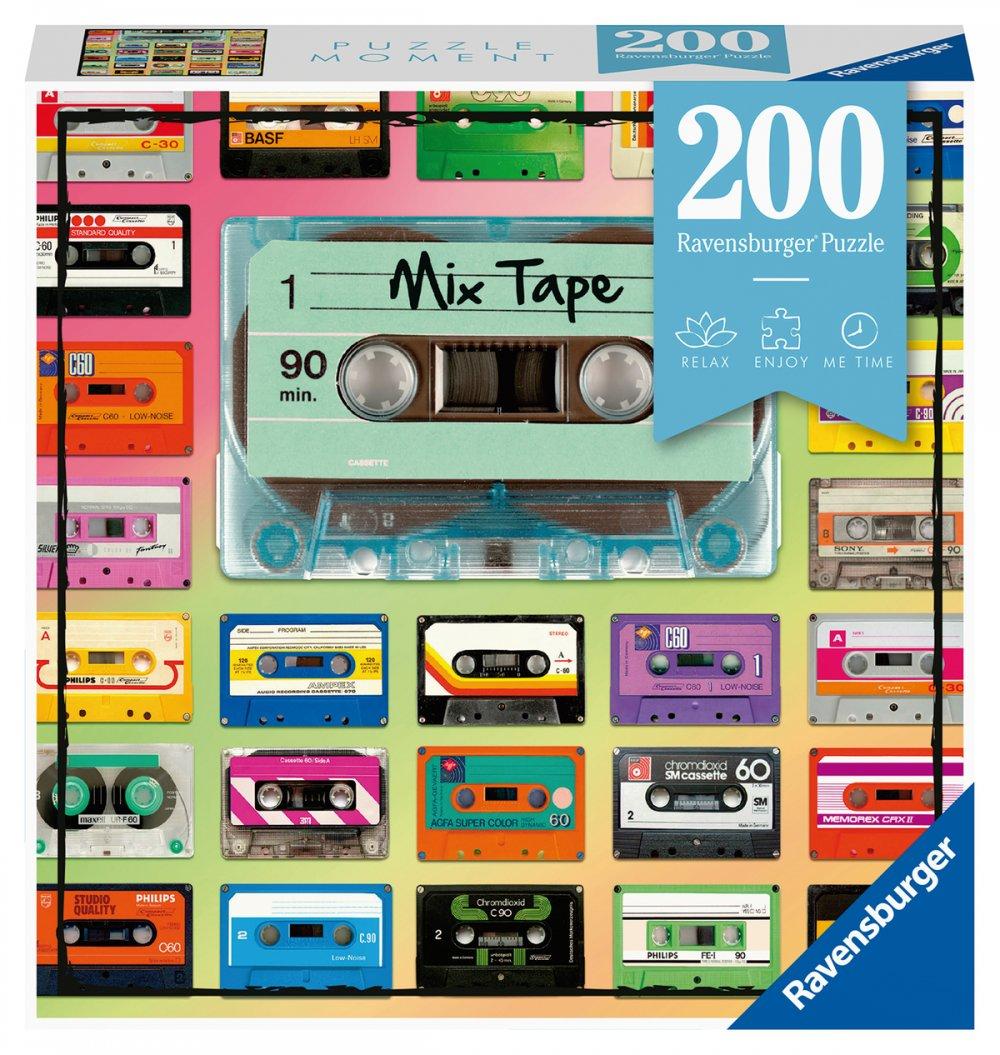 Puzzle Cultura: Cintas de cassette
