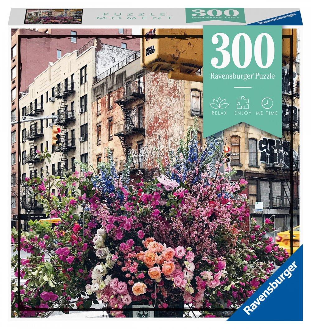 Puzzle Cultura: Flores en Nueva York