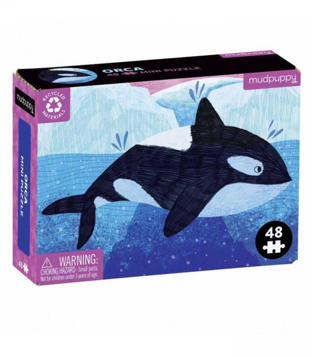 Puzzle Cultura: Orca