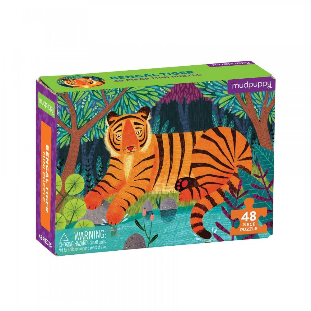 Puzzle Cultura: Tigre