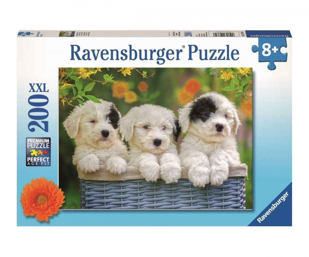 Puzzle Cultura: Cachorros mimosos