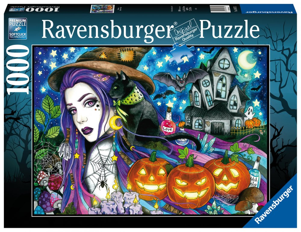 Puzzle Cultura: Halloween