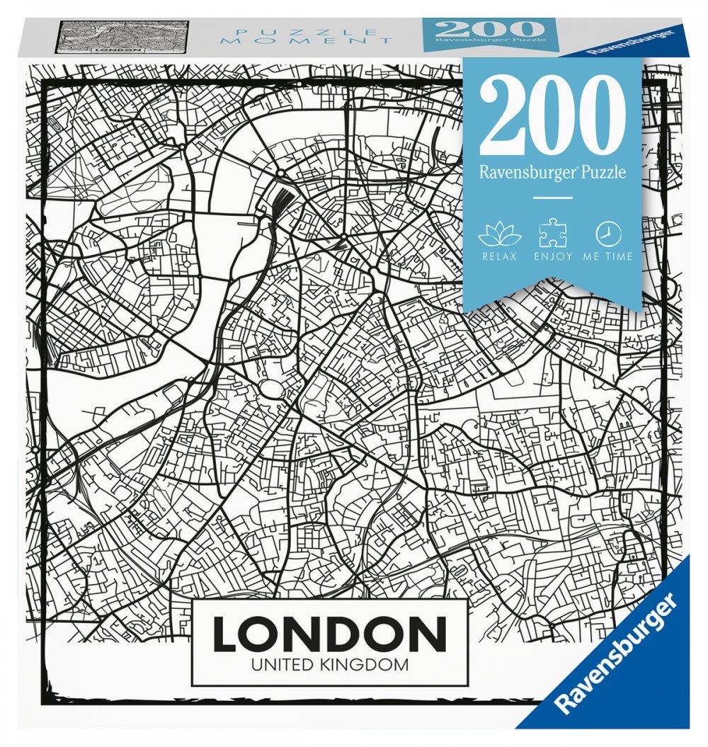Puzzle Cultura: Londres. Vida en la gran ciudad