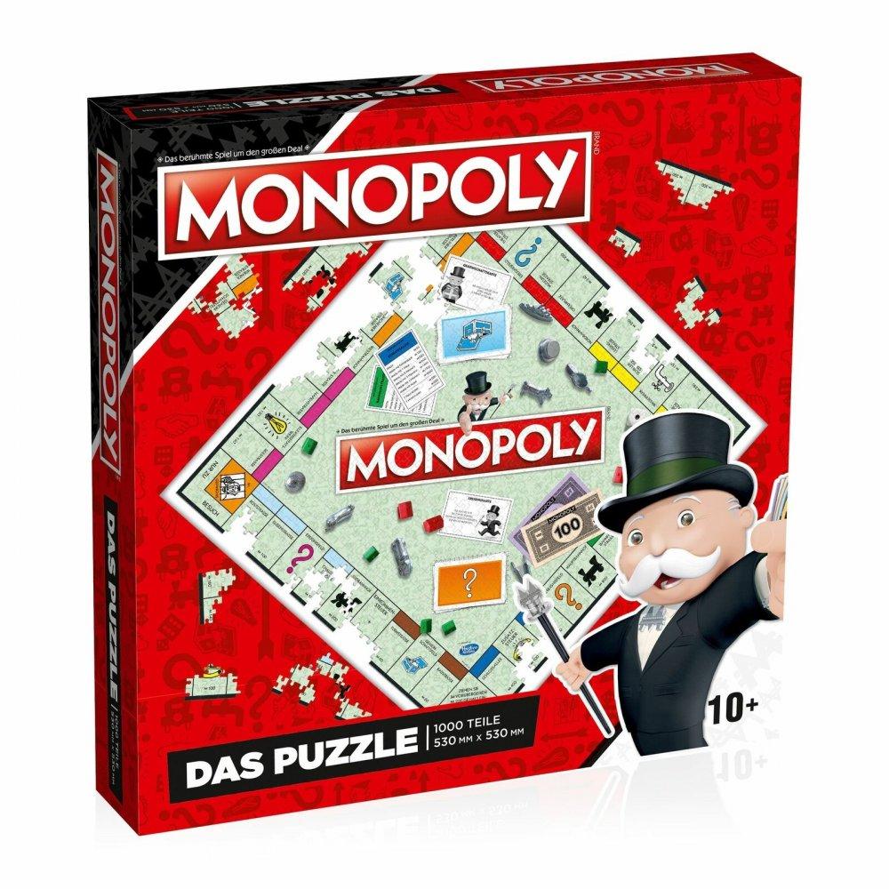 Puzzle Cultura: Monopoly