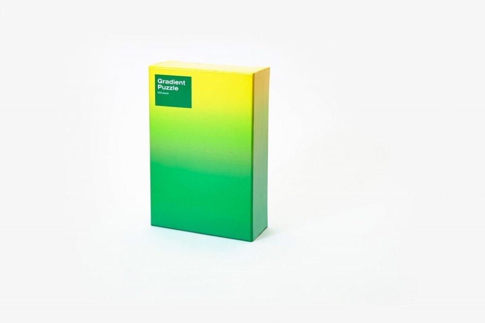 Puzzle Cultura: Amarillo verde